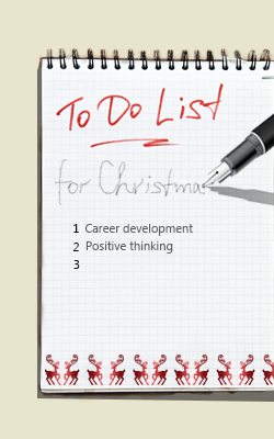 to do list christmas graphic
